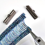 Fold over WireLuxe End